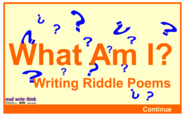Riddle Poems Interactive
