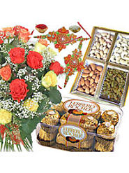 Best Collection of Rakhi Gifts Online Offered by Infibeam