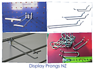 Display Prongs Accessories NZ