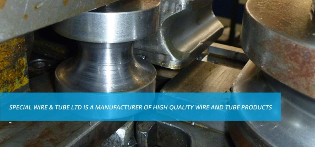 Headline for Stainless Steel & Wire Mesh