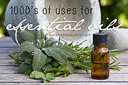 An Introductory Guide to Uses for Essential Oils (And Complete Essential Oil List) - Sustainable Baby Steps