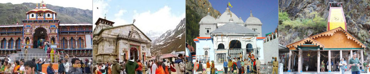 Headline for Chardham Pilgrimage Tour Information: