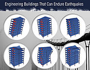 Earthquakes Do Not Kill People, Buildings Do!! – Engineering Buildings That Can Endure Earthquakes