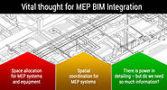 The Challenges of MEP Design and Benefits with BIM