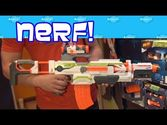 NERF Guns Toy Fair Preview