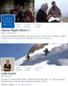 Case Study: How Human Rights Watch Leverages Employee Personal Brands on Twitter