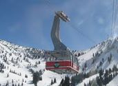 Snowbird Ski Resort in Utah