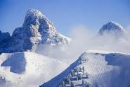 Grand Targhee Resort in Wyoming