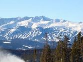 Breckenridge Ski Resort in Colorado