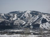 Steamboat Ski Resort in Colorado