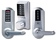 Commercial Key-less Entry Locks
