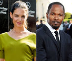 Katie Holmes in a relationship with Jamie Foxx