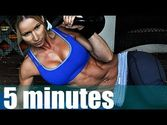 5 Minute Fat Burning Kettlebell Workout