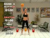 Kettlebell 60 Minutes Cardio Workout for Extream Fat Loss