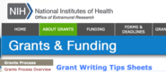 Grant Writing Tips Sheets
