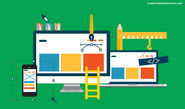 Building your website with flat design