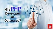 Hire PHP Developer or Outsource?