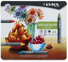 Lyra Aquacolor Crayons