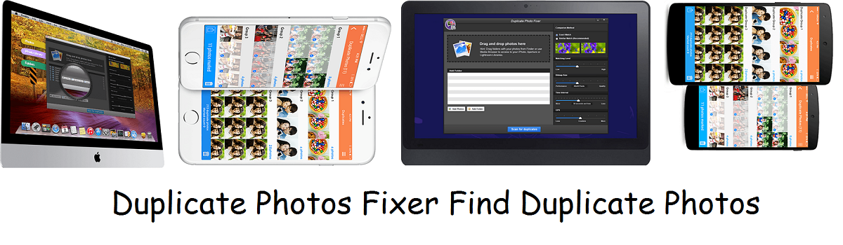 Headline for Find Duplicate Photos, Duplicate Photos Fixer