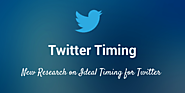 New Research: The Best Time to Tweet for Clicks, Retweets, and Replies