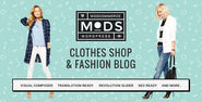 Mods | Clothes Shop & Fashion Blog Download