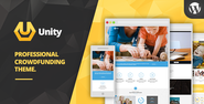 Unity - WordPress Crowdfunding Theme Download