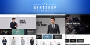 GentShop - LookBook WooCommerce WordPress Theme Download