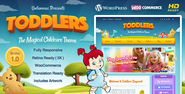 Toddlers - Child Care & Playgroup WordPress Theme Download