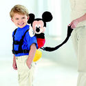 35 Pictures Of Children On Leashes - Toddler Backpack Harness