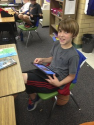 Mrs. Newey's Class Uses Strip Designer to Summarize Novels