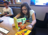 Book Study-Fourth Grade