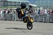 Insane drifts and 1000cc wheelies: Five of the best motorcycle stunt videos