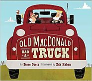 Old MacDonald Had a Truck Hardcover by Steve Goetz