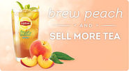 Free Sample Of Lipton Peach Tea