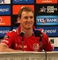 George Bailey- Kings XI Punjab