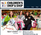 Childrens Drop and Shop - Manchester, MA - March 11 - 17, 2013