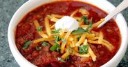 Jimmy Fallon's Crock Pot Chili