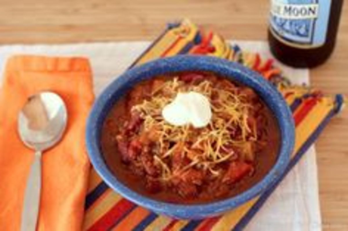Headline for Crock Pot Chili Recipes