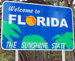Florida - has plenty of sunshine but no income tax!