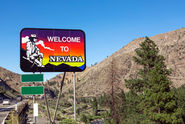 Nevada - one thing you won't have to gamble on in this state is paying income tax.
