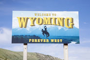 Wyoming - forever West and at least for now it is also income tax free!