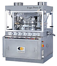 VEGA PRESS IV HIGH SPEED ROTARY