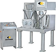 Roll Compactor Machine for Dry Granulation - Cemach Limited