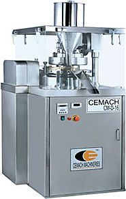 Heavy Duty Single Sided Rotary Tablet Press cGMP
