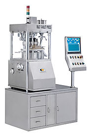 Wide range of Tablet Press Machine From Cemach Machineries Ltd