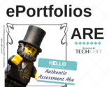 SUPPORT STUDENTS with CREATING ePORTFOLIOS