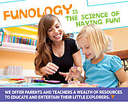 Crafts, Projects, Science Experiments, and Recipes for Moms with Young Children - Funology