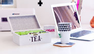 DIY Upcycling Tea Storage Box - MMP Hobby