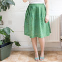 How to Make a Gathered Skirt - Tuts+ Crafts & DIY Tutorial
