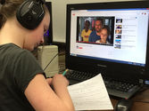 21st Century Learning at the South Elementary » 5th Graders use Video Messages to Learn about Africa
